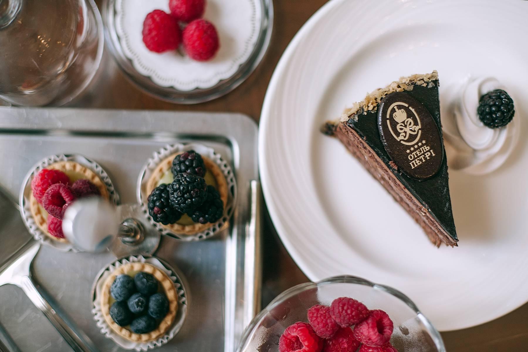 Пироги и торты