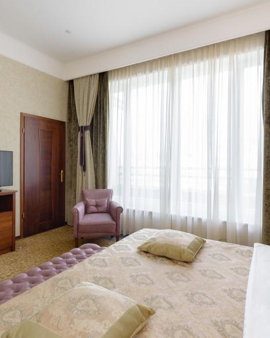 Люкс с двумя спальнями